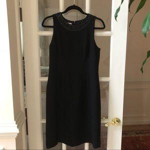 Talbots Petite Embellished Dress Size 8